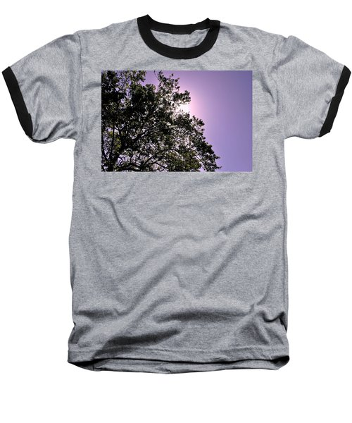 Baseball T-Shirt featuring the photograph Half Tree by Matt Harang