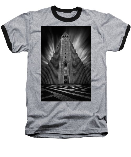 Hallgrimskirkja Baseball T-Shirt