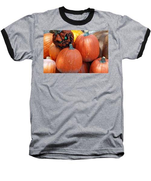Halloween Goblin Baseball T-Shirt