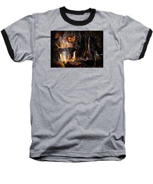Halloween' Spirit Baseball T-Shirt