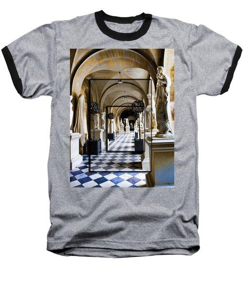 Halls Of Versailles Paris Baseball T-Shirt