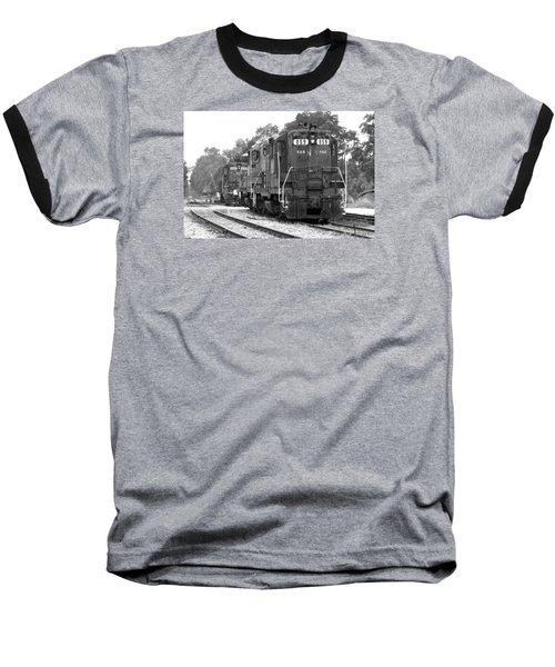 Hampton Branchville Gp9 859 Baseball T-Shirt