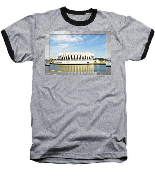 Hampton Coliseum Baseball T-Shirt