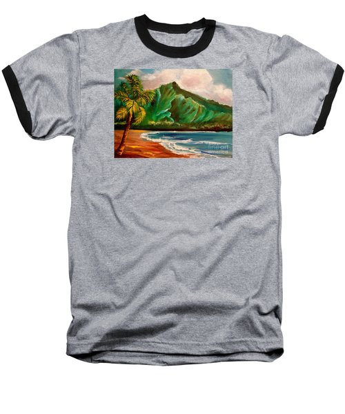 Hanalei Bay Baseball T-Shirt