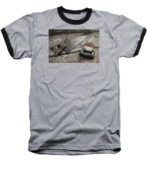 Hand Made Baseball T-Shirt by Photographic Arts And Design Studio