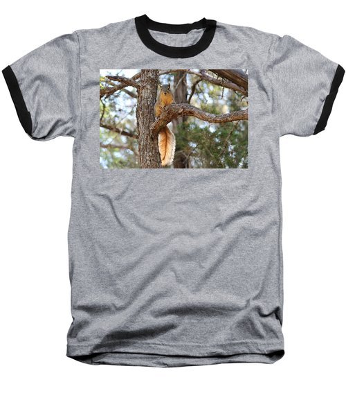 Hangin' Out Baseball T-Shirt