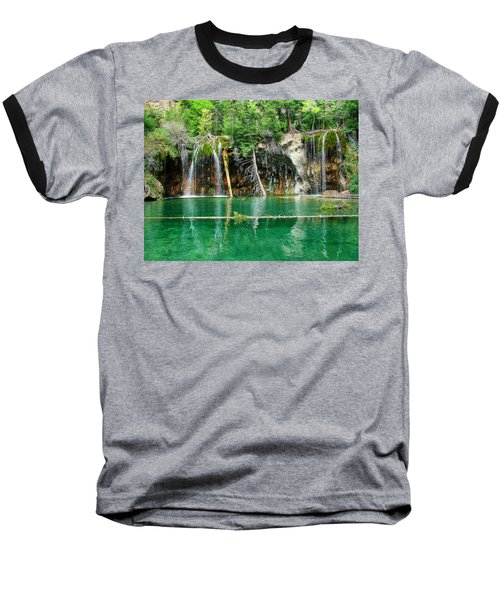 Hanging Lake 1 Baseball T-Shirt