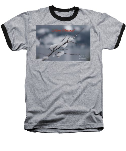 Hanging On Baseball T-Shirt by Leone Lund