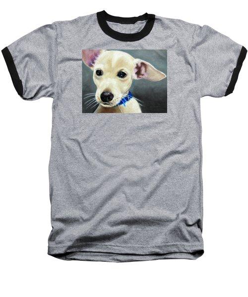 Hank Baseball T-Shirt by Jeanne Fischer