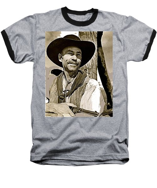 Hank Worden Publicity Photo Red River 1948-2013 Baseball T-Shirt