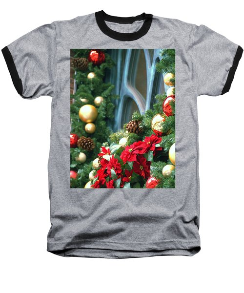 Happy Chirstmas Baseball T-Shirt