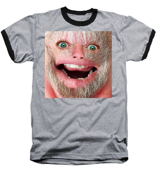 Happy Harry Baseball T-Shirt