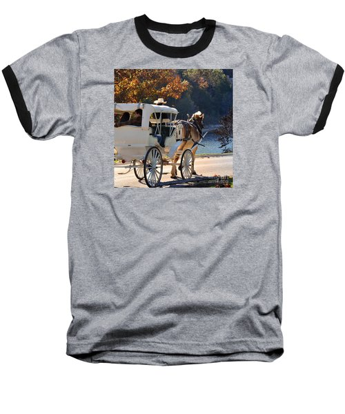 Happy Trails  Baseball T-Shirt