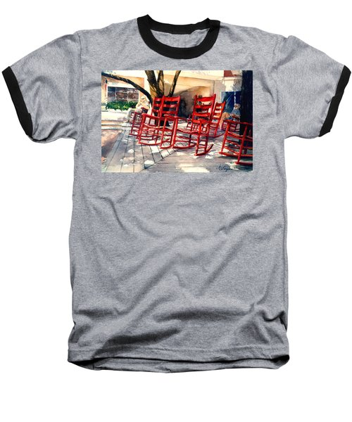 Harbourtown Rockers Baseball T-Shirt
