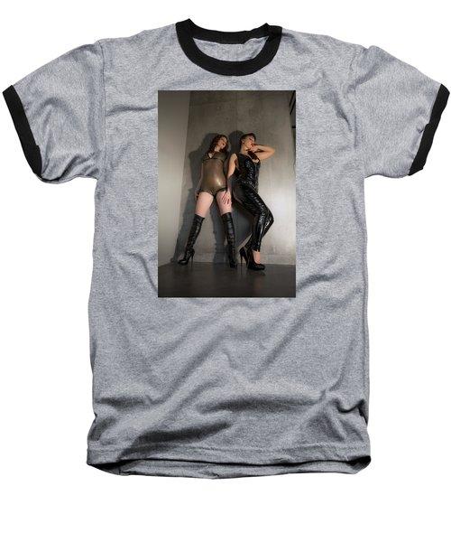 Hard And Soft Baseball T-Shirt