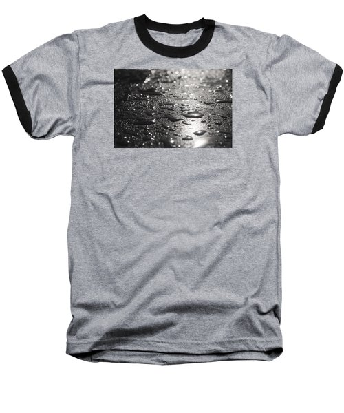 Baseball T-Shirt featuring the photograph Hard And Soft by Miguel Winterpacht