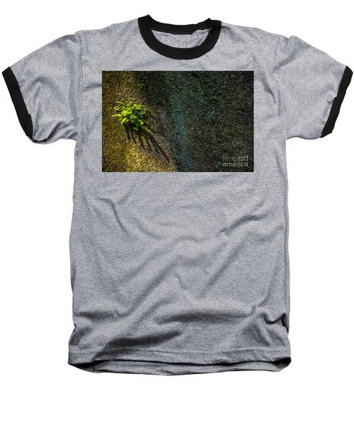 Hard Life Baseball T-Shirt by Kiran Joshi