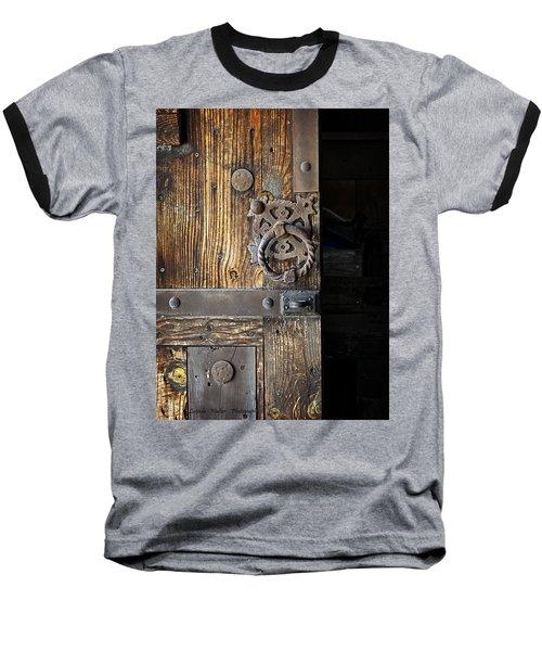 Hardware Baseball T-Shirt