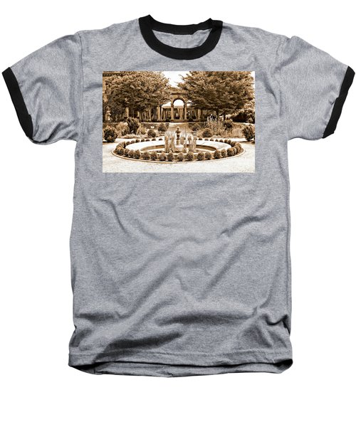 Harkness Estate Baseball T-Shirt