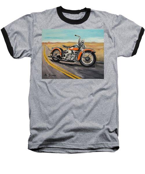 Harley Davidson 1946 Baseball T-Shirt