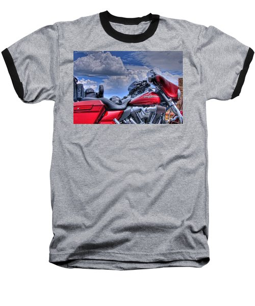 Harley Baseball T-Shirt by Ron White