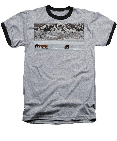 Baseball T-Shirt featuring the photograph Harmony by Fiona Kennard