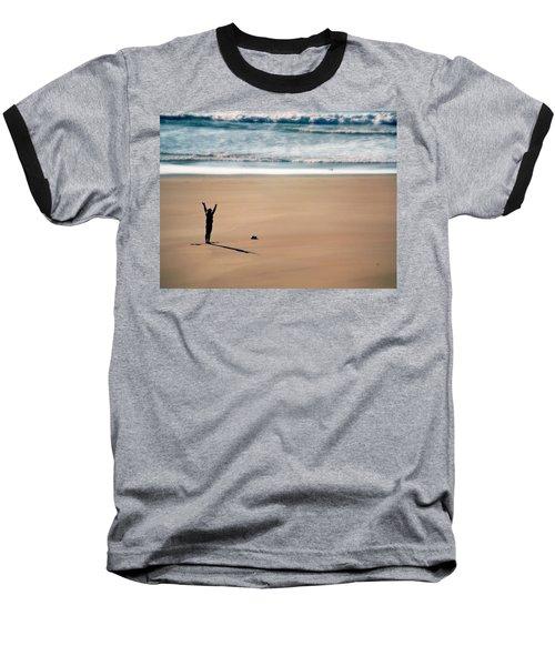 Baseball T-Shirt featuring the photograph Harmony  by Micki Findlay