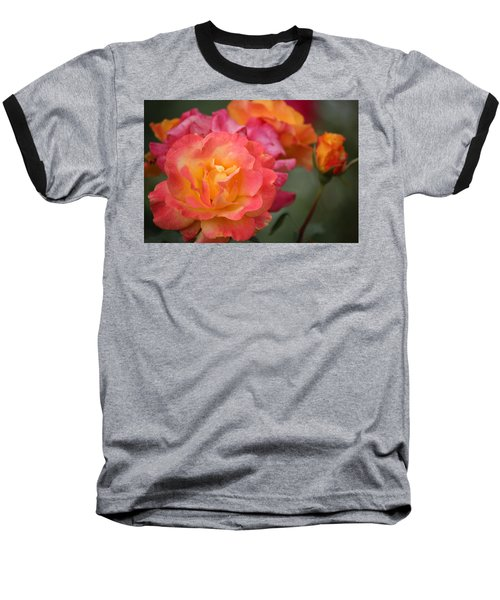 Baseball T-Shirt featuring the photograph Harmony by Rowana Ray