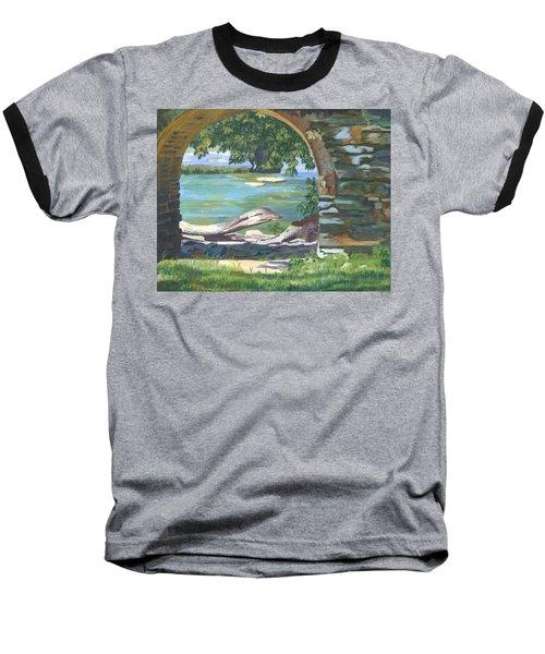 Harper's Arch Baseball T-Shirt by Lynne Reichhart