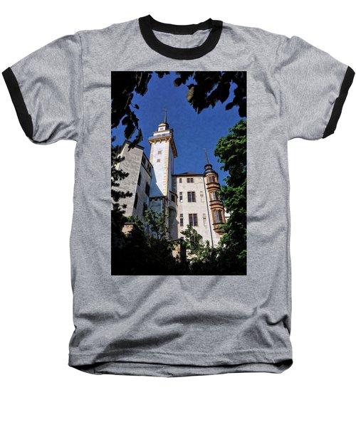 Hartenfels Castle - Torgau Germany Baseball T-Shirt