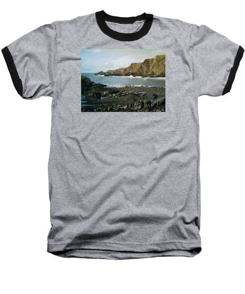 North Devon - Hartland Quay Baseball T-Shirt