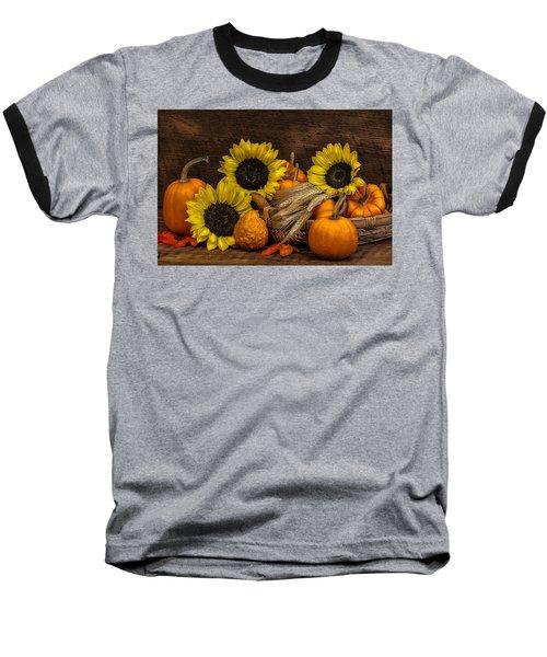 Harvest-time Baseball T-Shirt