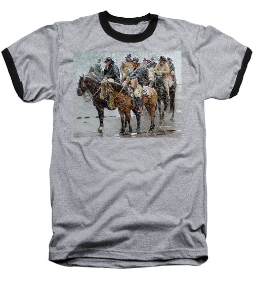 Hashknife Pony Express Baseball T-Shirt