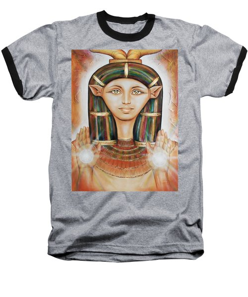 Hathor Rendition Baseball T-Shirt