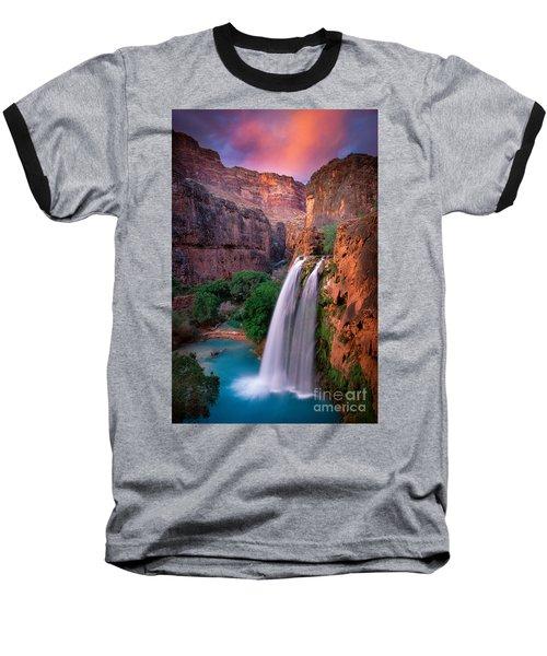 Havasu Falls Baseball T-Shirt