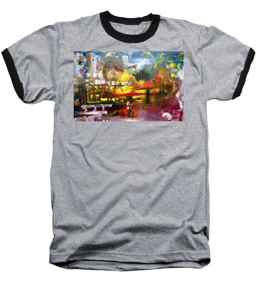 Have And Have Not Baseball T-Shirt