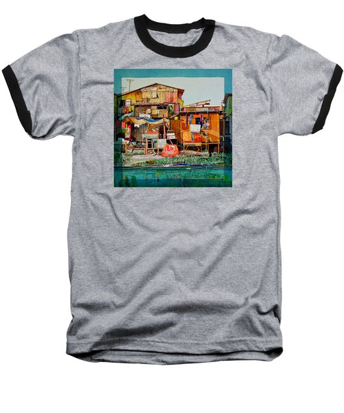 House Of Reused Building Materials Baseball T-Shirt