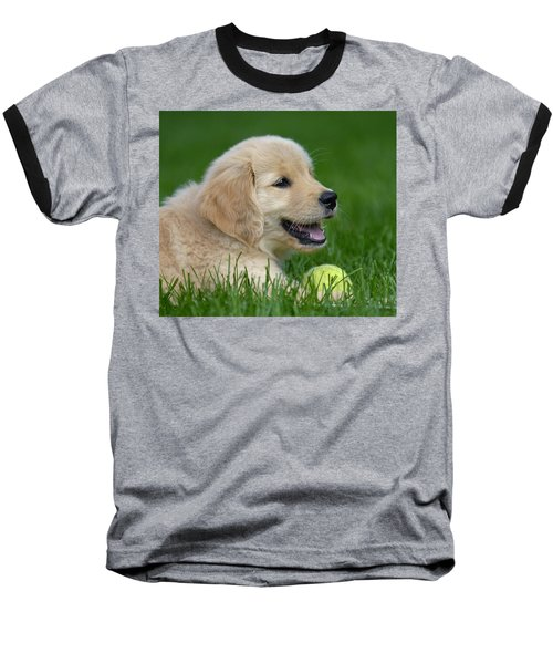 Having A Ball Baseball T-Shirt