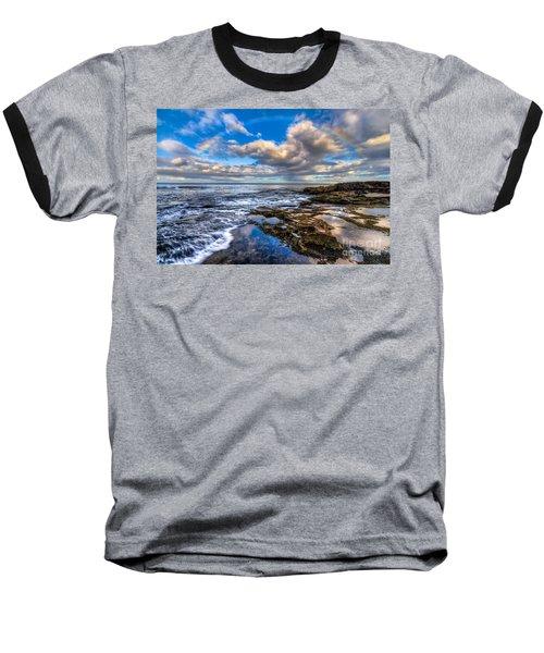 Hawaiian Morning Baseball T-Shirt