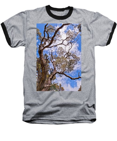 Baseball T-Shirt featuring the photograph Hawaiian Sky by Jim Thompson