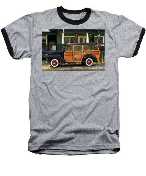 Hawaiian Woody Baseball T-Shirt