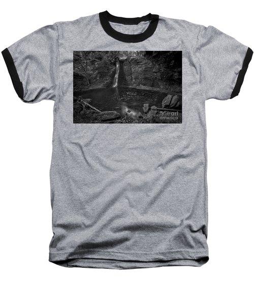 Hayden Swirls  Baseball T-Shirt by James Dean