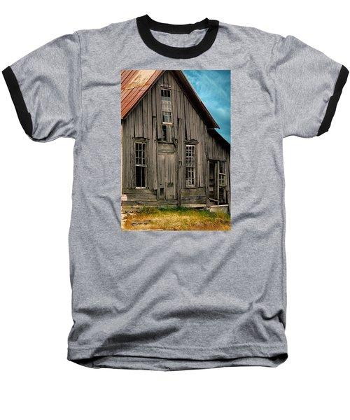 Shack Of Elora Tn  Baseball T-Shirt by Lesa Fine