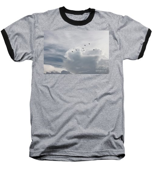 Heading Home Baseball T-Shirt