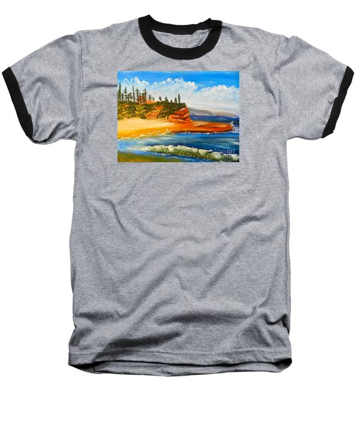 Headlands Baseball T-Shirt