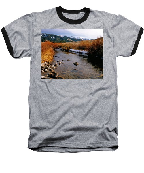 Headwaters Of The River Of No Return Baseball T-Shirt