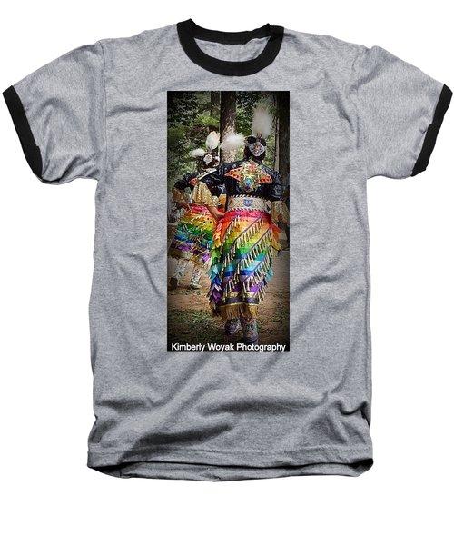 Healing Dress Baseball T-Shirt