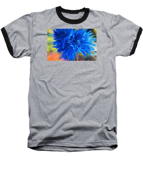 Baseball T-Shirt featuring the photograph Healing Of A Flower by Sherri  Of Palm Springs