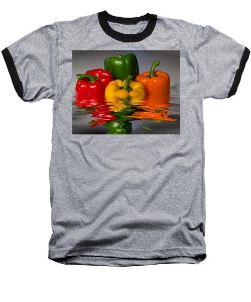 Healthy Reflections Baseball T-Shirt