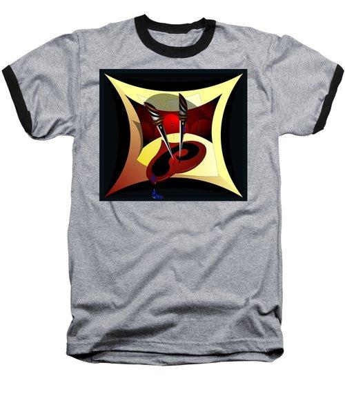 Heart Break Baseball T-Shirt